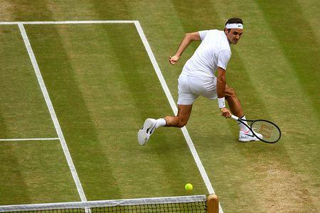 Federer vo dich Wimbledon, gianh danh hieu Grand Slam thu 19 - Anh 11