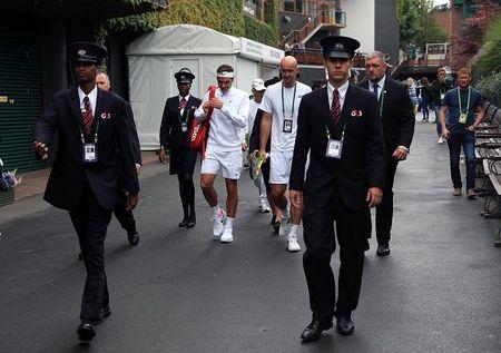 Federer vo dich Wimbledon, gianh danh hieu Grand Slam thu 19 - Anh 13