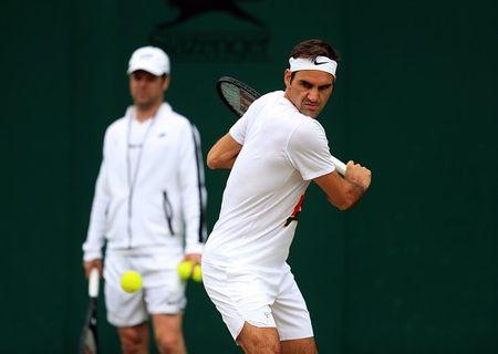 Federer vo dich Wimbledon, gianh danh hieu Grand Slam thu 19 - Anh 14