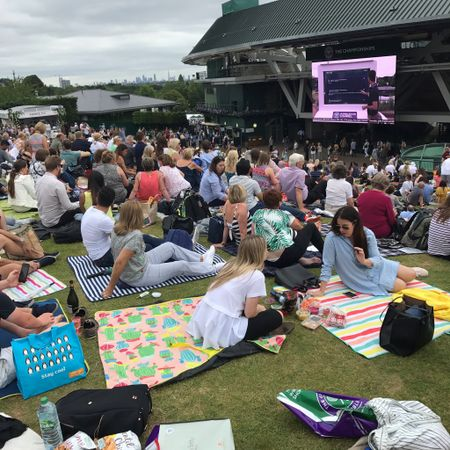 Federer vo dich Wimbledon, gianh danh hieu Grand Slam thu 19 - Anh 18