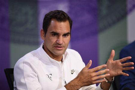 Federer vo dich Wimbledon, gianh danh hieu Grand Slam thu 19 - Anh 20