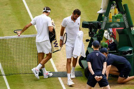 Federer vo dich Wimbledon, gianh danh hieu Grand Slam thu 19 - Anh 8
