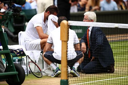 Federer vo dich Wimbledon, gianh danh hieu Grand Slam thu 19 - Anh 9