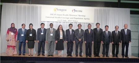 ASEAN - Nhat Ban: Huong toi bao phu CSSK toan dan va gia hoa dan so - Anh 4