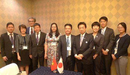 ASEAN - Nhat Ban: Huong toi bao phu CSSK toan dan va gia hoa dan so - Anh 5