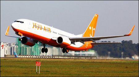 Trung Quoc cap phep cho 2 chuyen bay cua hang hang khong Jeju Air - Anh 1