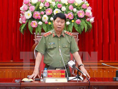 Nhom cong tac chung Viet-Thai hop ve hop tac chinh tri va an ninh - Anh 1