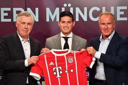 Vi sao Bayern Munich can co 'bom tan' James Rodriguez? - Anh 1