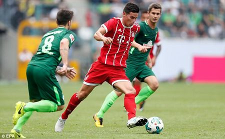 Vi sao Bayern Munich can co 'bom tan' James Rodriguez? - Anh 2