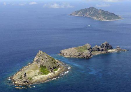 Nhat Ban: Tau Trung Quoc lan dau di vao vung bien ngoai khoi Aomori - Anh 1