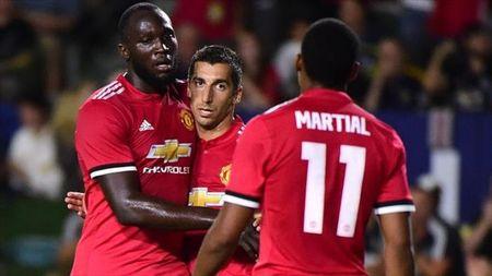 Mourinho noi ve y tuong su dung cap tien dao Rashford va Lukaku cho MU - Anh 2