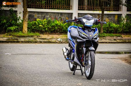 Yamaha Exciter 135 'len do choi' cuc chat tai VN - Anh 9