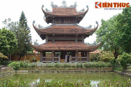 Choang ngop truoc ngoi chua co be the nhat Hung Yen - Anh 6