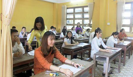 Nhin lai ky thi THPT quoc gia tai Quang Nam - Anh 1