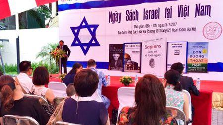 Ngay sach Israel lan dau tien duoc to chuc tai Viet Nam - Anh 1