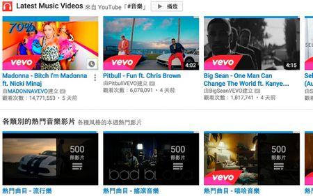 YouTube duoc bo sung tinh nang xem truoc video - Anh 1