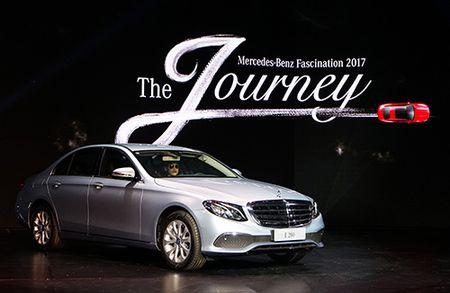 Mercedes-Benz van giu ngoi dau trong thi truong xe sang toan cau - Anh 1
