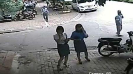"""Pho chu tich quan Thanh Xuan de nghi dieu tra tin nhan """"khung bo"""" - Anh 2"""