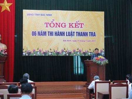 Bac Ninh: Thanh tra dung yeu cau, tien do, chat luong - Anh 1