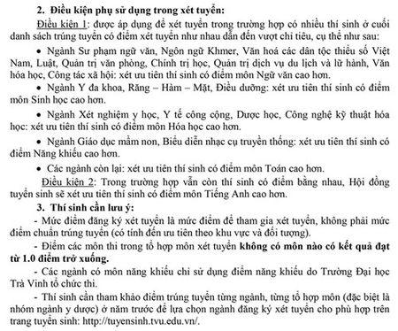 Nhieu dai hoc top dau Viet Nam ha diem chuan cham san - Anh 4
