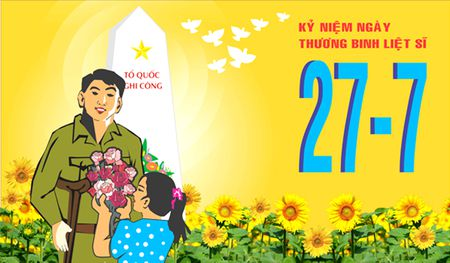 Ngay 27/7 duoc Chinh phu ta chon lam ngay Thuong binh Liet si nhu the nao? - Anh 1