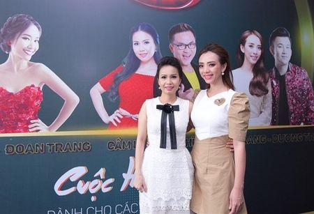 "Cam Ly tuoi tinh tro lai ""ghe nong"" sau thoi gian nghi benh - Anh 6"