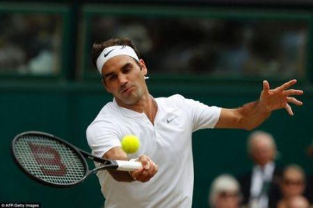 "Nha bao Phan Ngoc Tien: ""Roger Federer la huyen thoai song cua quan vot moi thoi dai"" - Anh 1"