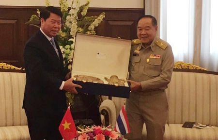 Viet Nam - Thai Lan tang cuong hop tac ve chinh tri va an ninh - Anh 3