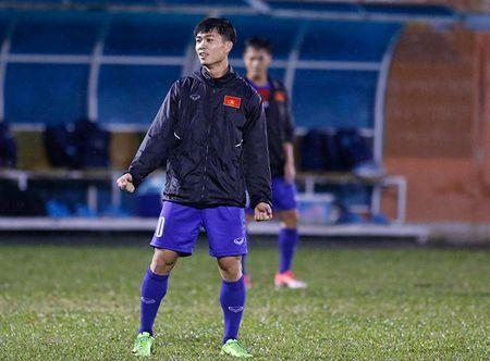 U23 Viet Nam: Tuan Anh tap hang say, HLV Huu Thang van chua vui - Anh 8