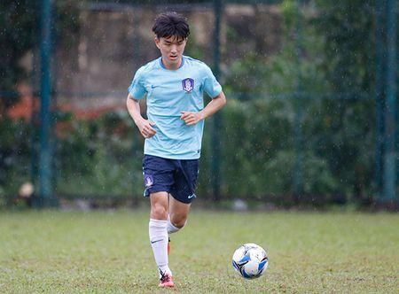"""Dau Cong Phuong, """"hotboy"""" U23 Han Quoc bi mat luyen cong - Anh 6"""