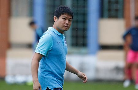 """Dau Cong Phuong, """"hotboy"""" U23 Han Quoc bi mat luyen cong - Anh 7"""