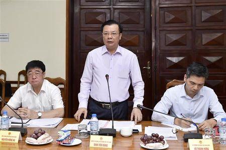 Bo truong Dinh Tien Dung: Quang Binh tan dung tot loi the de phat trien kinh te ben vung - Anh 1