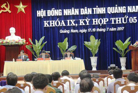 Quang Nam xin y kien Trung uong ve nha may thep gan 1.000 ty dong - Anh 1