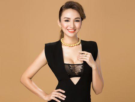 Hoa hau Ngoc Diem day quyen ru trong bo anh mung tuoi moi - Anh 5