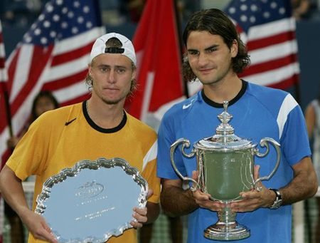 13 bai tuong tu 10 quoc gia trong 19 lan vo dich cua thien tai Roger Federer - Anh 16
