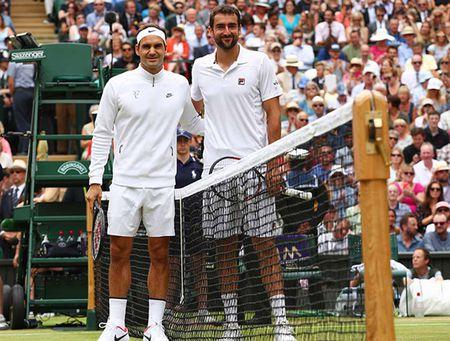 13 bai tuong tu 10 quoc gia trong 19 lan vo dich cua thien tai Roger Federer - Anh 1