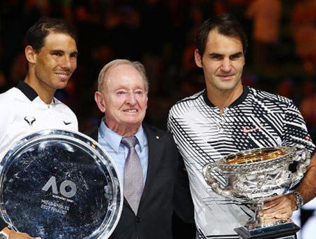 13 bai tuong tu 10 quoc gia trong 19 lan vo dich cua thien tai Roger Federer - Anh 2