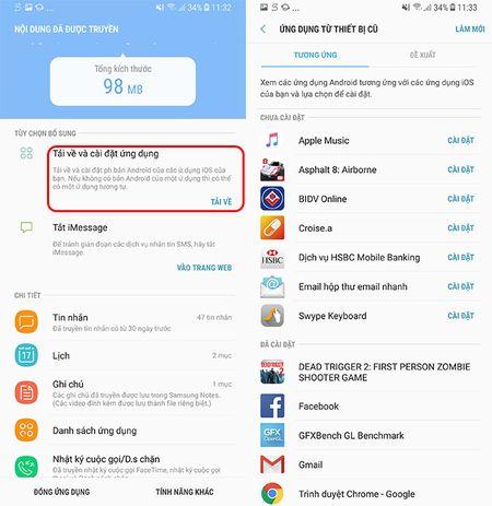 """Cach dung Smart Switch de """"chuyen nha"""" sang Galaxy S8/S8+ - Anh 7"""