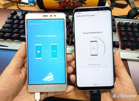 """Cach dung Smart Switch de """"chuyen nha"""" sang Galaxy S8/S8+ - Anh 9"""
