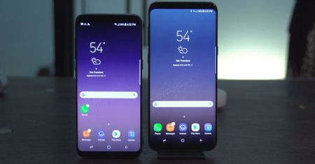 Lien tuc dot pha, Samsung da chiem ngoi vuong cua Apple? - Anh 1