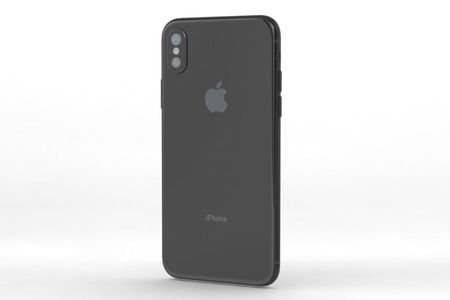 Xuat hien hinh anh iPhone 8 voi phim nguon lon la thuong - Anh 2
