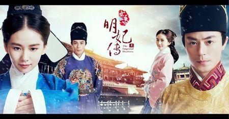 "VTC5-tvBLUE phat song bo phim dinh dam xu Trung - ""Nu Than Y"" - Anh 1"