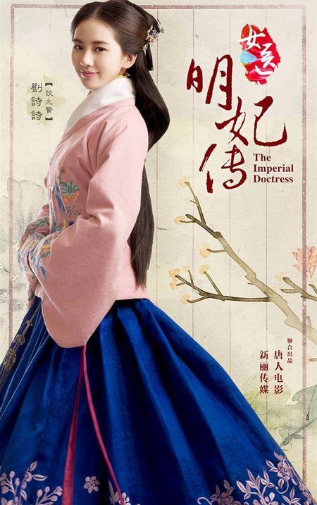 "VTC5-tvBLUE phat song bo phim dinh dam xu Trung - ""Nu Than Y"" - Anh 4"