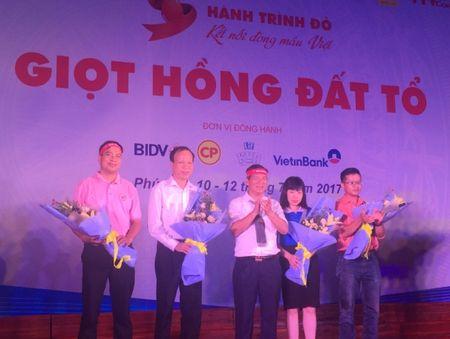 "BIDV dong hanh voi ""Hanh trinh do"" lan thu 5 - Anh 1"