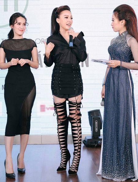 Phi Phuong Anh, Bang Di, Phi Thanh Van thi nhau mac xau - Anh 6