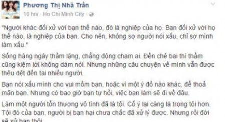 Nghi van Nha Phuong va Truong Giang chia tay? - Anh 2