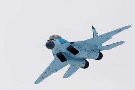 'Sieu pham' MiG-35 cua Nga sap ra mat tai trien lam hang khong - Anh 1