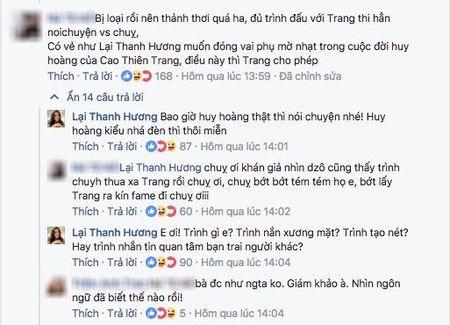 Nguoi mau Cao Thien Trang bi 'to' 'tha thinh' nguoi yeu ban - Anh 3