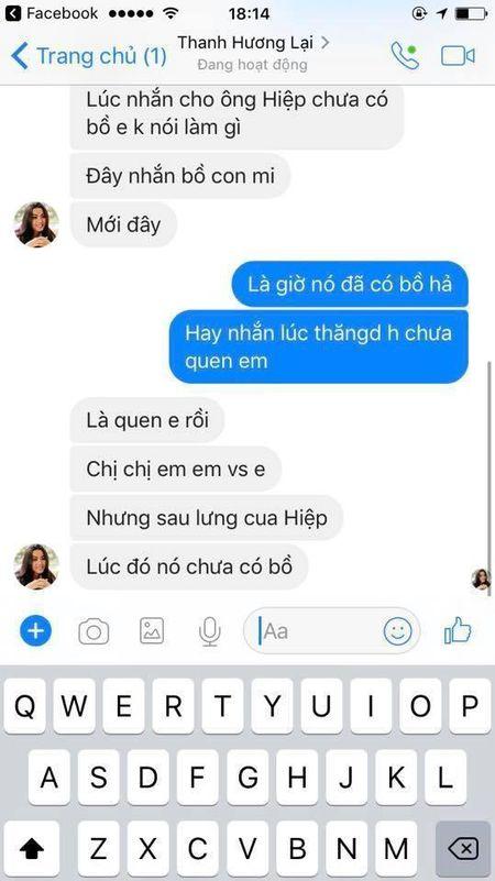 Nguoi mau Cao Thien Trang bi 'to' 'tha thinh' nguoi yeu ban - Anh 5