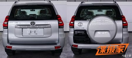 Toyota Land Cruiser Prado 2018 - thay doi manh me hon - Anh 2
